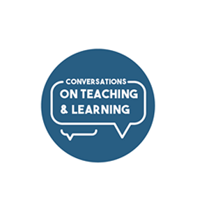 Conversations on Teaching & Learning Winter Programme 2020/21, 7th-29th January 2021