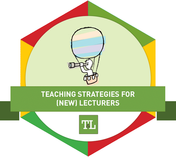 National Digital Badge - Teaching Strategies for (New) Lecturers